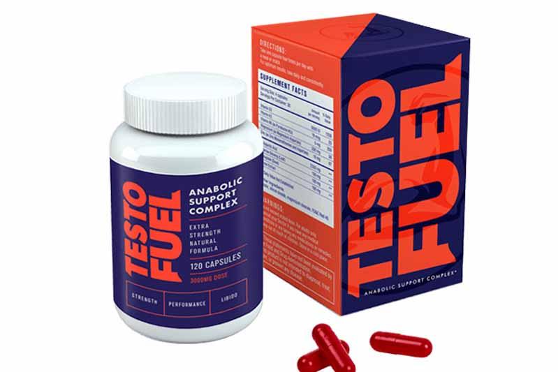 codigo de promo testofuel