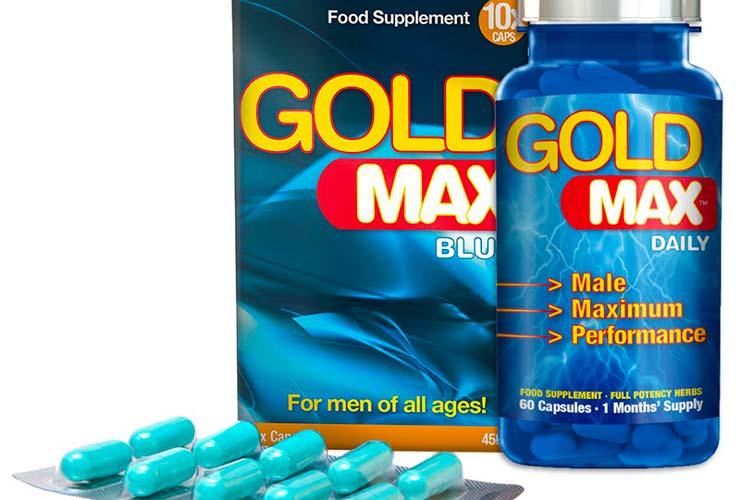 gold max farmacia