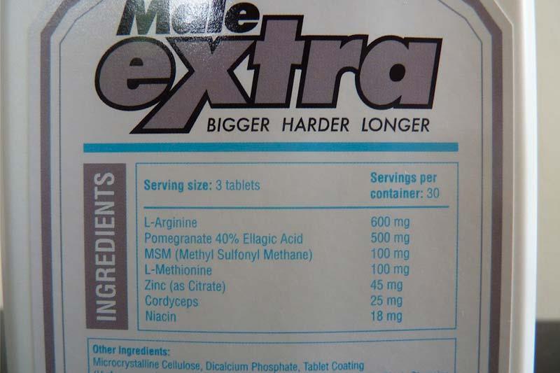 male extra farmacia
