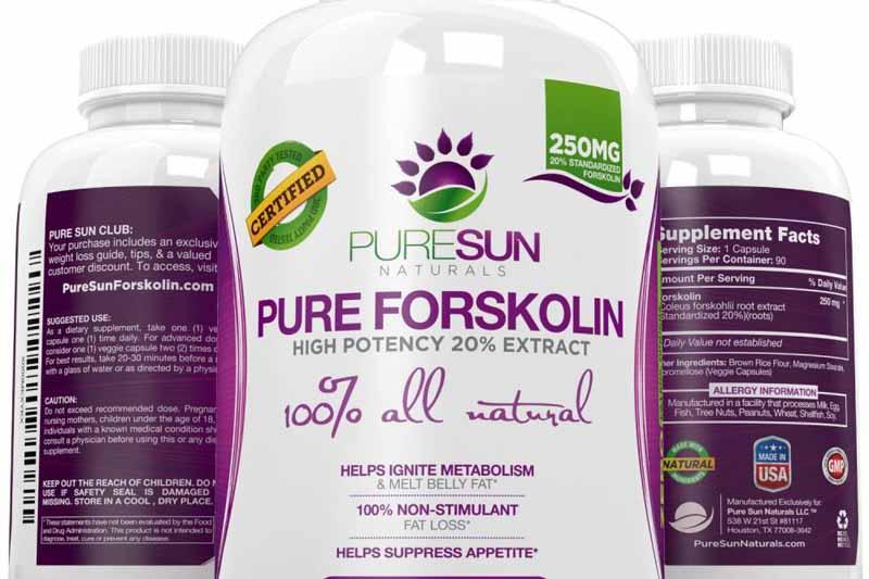 prueba forskolin